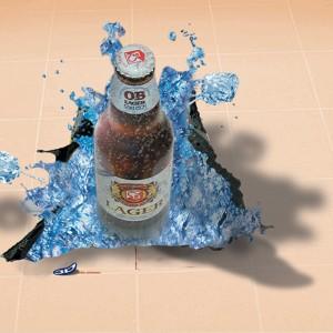 Lager bier – Kopi