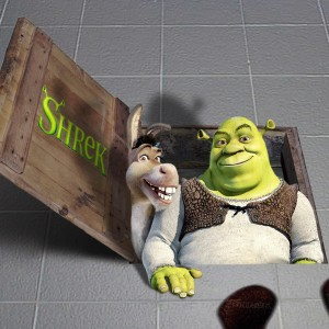 Shrek – Kopi