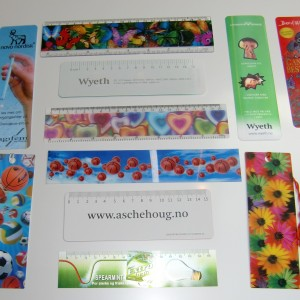 3D Bookmarks and Rulers