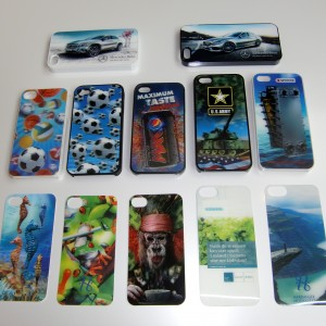 3D iPhone covers