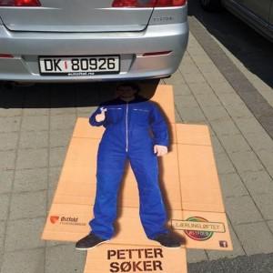 3D asfaltfolie