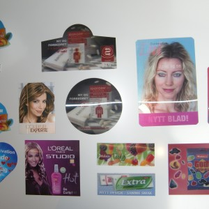 3D Shelf signs and Wobblers