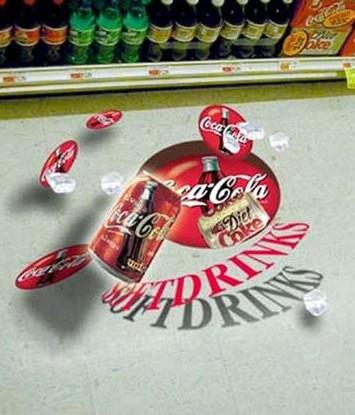 Coke i butikk - Kopi